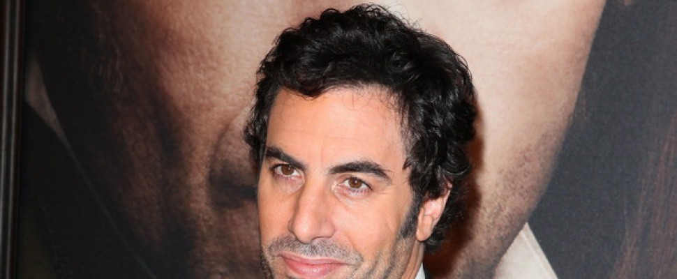 "Sacha Baron Cohen insieme a Johnny Depp per il sequel di ""Alice in Wonderland"""