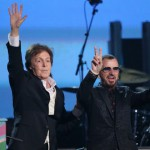 Grammy Awards, sul palco i Beatles con Paul McCartney e Ringo Starr