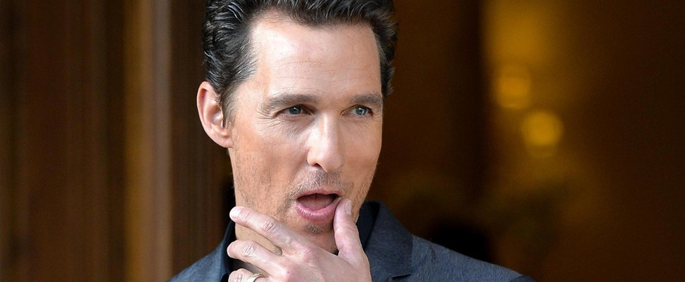 Matthew McConaughey 'True Detective, una macchina ben oliata basata sui contrasti'