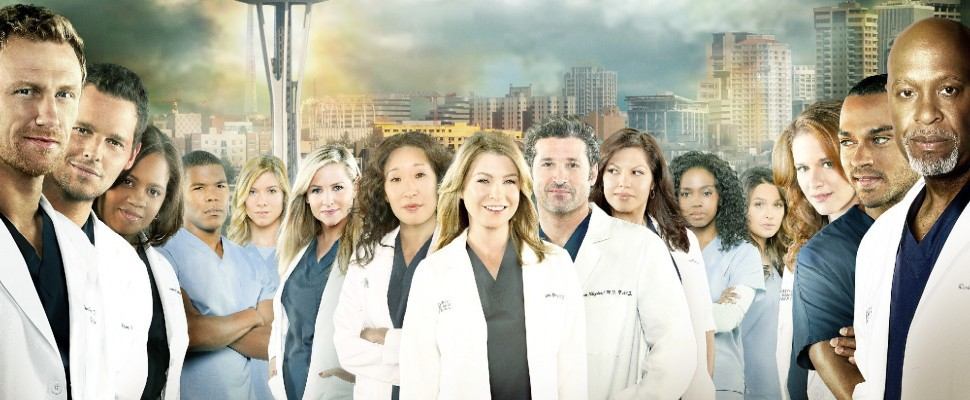 """SERIE IN TV dal 30 gennaio al 5 febbraio: torna """"Grey's Anatomy"""""""
