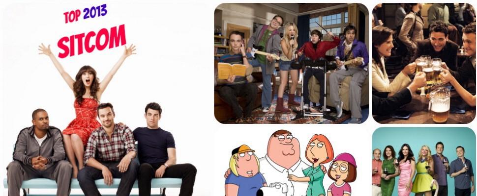 Top ten 2013, le migliori sitcom