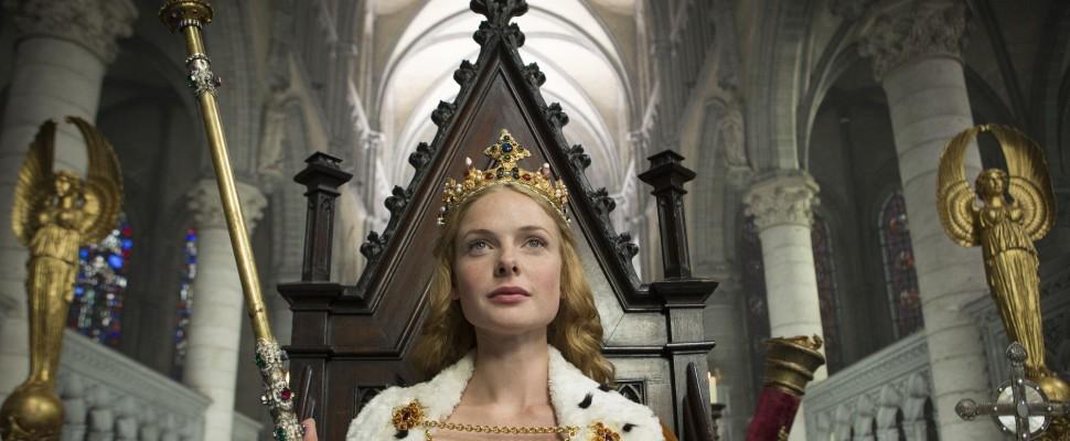 """SERIE IN TV dal 2 all'8 gennaio: gli intrighi di """"The White Queen"""""""