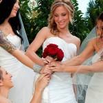 In prima tv assoluta 'Quattro matrimoni in Italia'