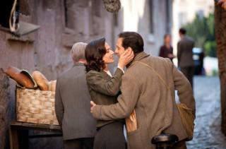 Non è mai troppo tardi, gli scatti di scena della serie su Alberto Manzi