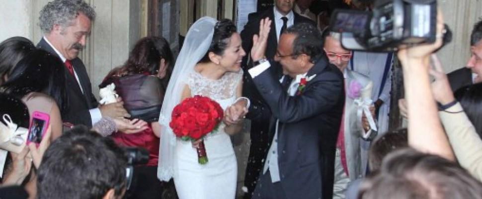 Carlo Conti e Francesca Vaccaro: fiocco azzurro, è nato Matteo