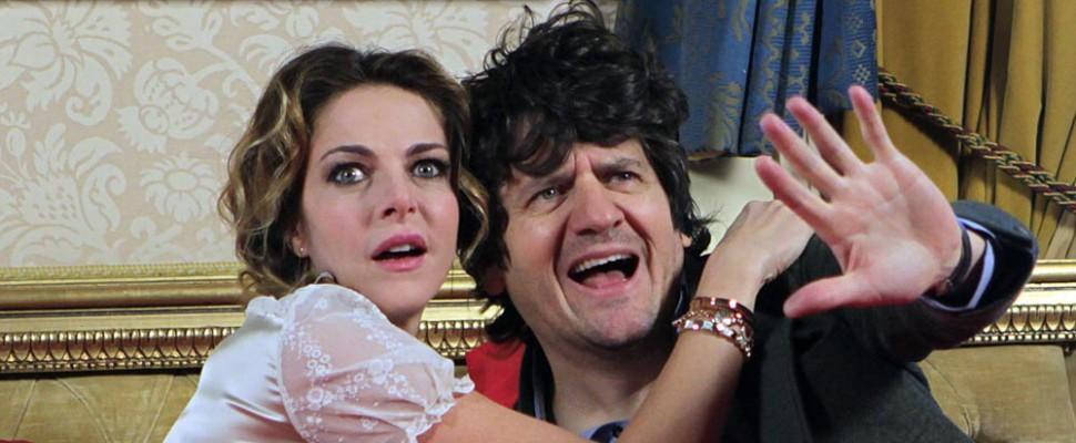 Com'è bello far l'amore, si ride con Claudia Gerini e Fabio De Luigi