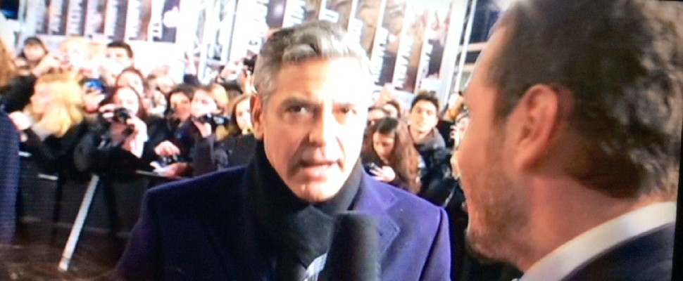 Verissimo, da Clooney a Matt Damon sul red carpet di Pioltello
