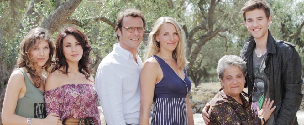 La mia bella famiglia italiana, trama e curiosità del film tv con Alessandro Preziosi