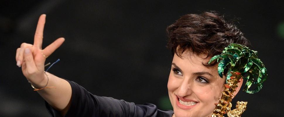 Sanremo 2014, vince Arisa 'Tutto ok, non mi scompongo'