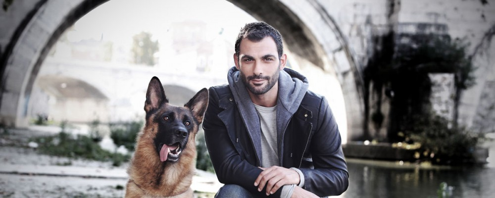 Rex 8, nuovi casi per Francesco Arca e il cane poliziotto