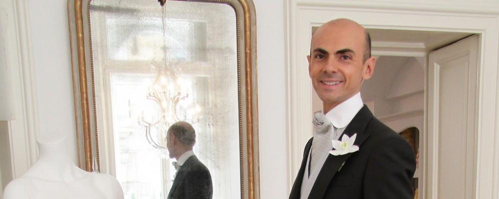 535190b1439e Enzo Miccio sceglie il tuo abito da sposa