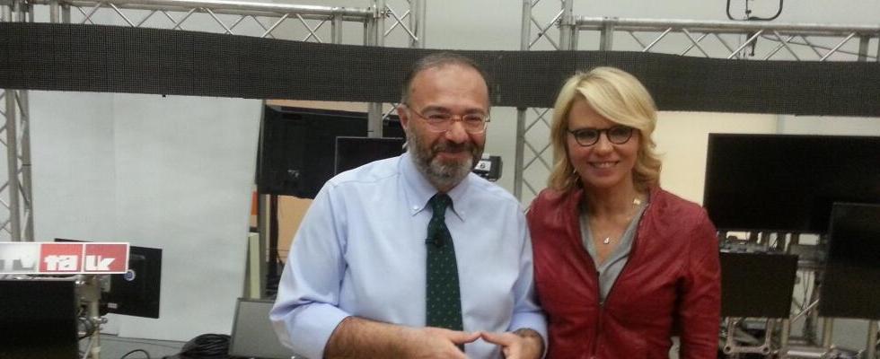Tv Talk, Maria De Filippi: ora faccio Amici e C'è posta per te. Poi si vedrà