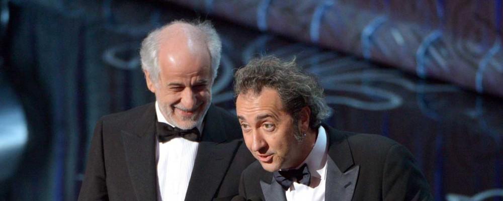 Paolo Sorrentino vince l'Oscar:  La Grande Bellezza miglior film straniero