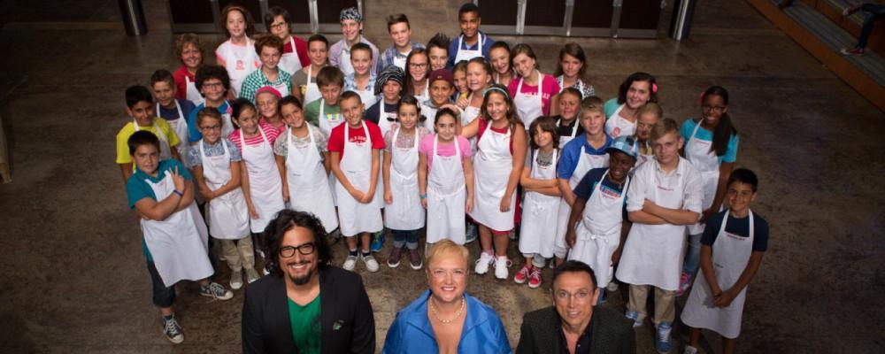 Junior MasterChef Italia, la prima stagione in chiaro su Cielo