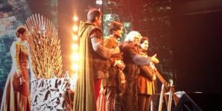 """""""Crozza nel Paese delle Meraviglie"""": le foto del backstage"""