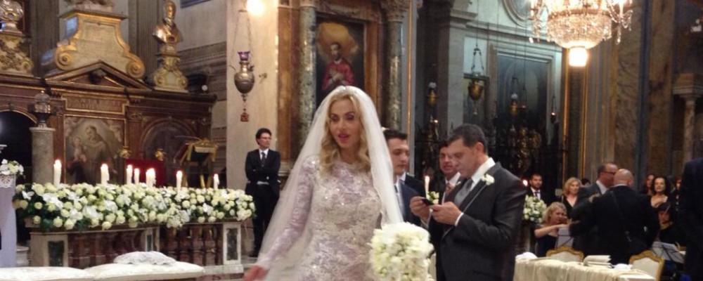 Valeria Marini si separa: addio a Giovanni Cottone dopo un anno di matrimonio