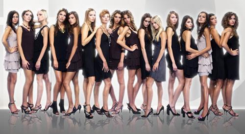 Italia's Next Top Model, terza edizione