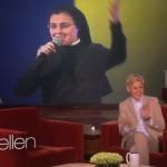 The Voice, Ellen Degeneres e la parodia di Suor Cristina
