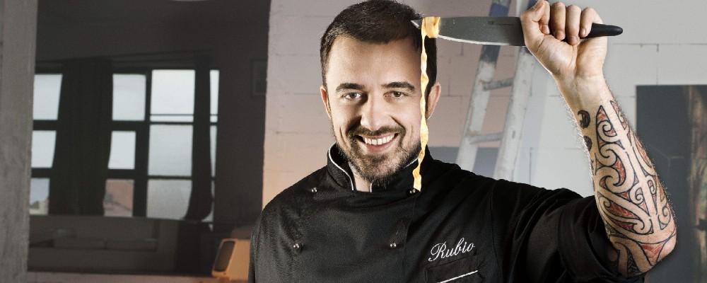 """Chef Rubio contro Gordon Ramsay: """"E' il male della cucina in tv"""""""