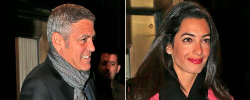George Clooney e Amal Alamuddin, che nozze sia: la licenza di matrimonio