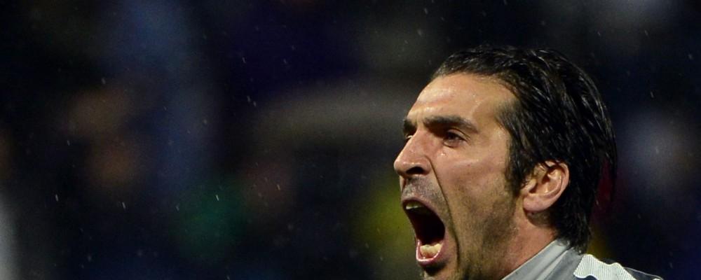 """Gigi Buffon padre perfetto: """"darei la vita per i miei figli"""""""