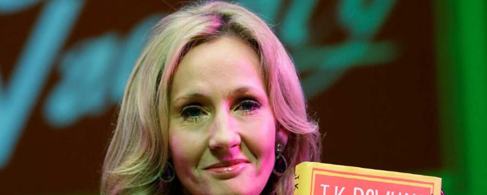 Il seggio (non più) vacante di J.K. Rowling, l'autrice di Harry Potter prepara una miniserie