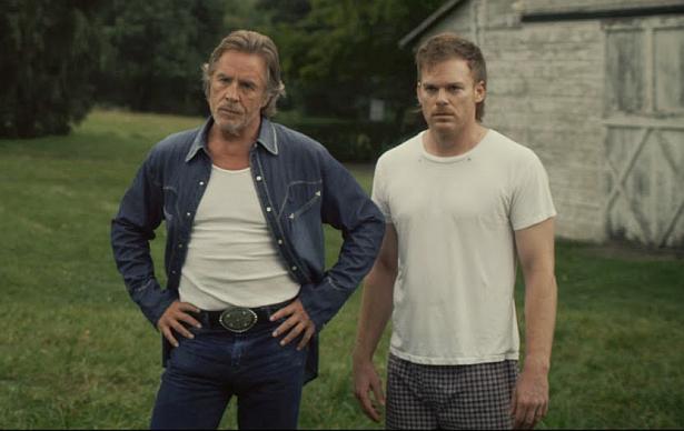 """Cannes67: Michael C. Hall e Don Johnson star tv prestate al cinema """"Cold in July"""""""