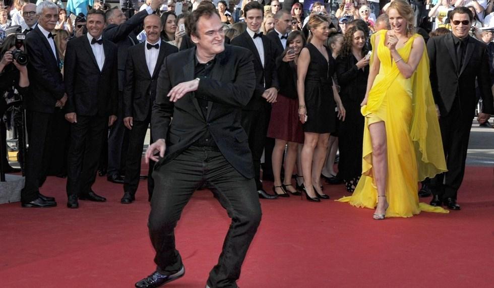 Il Bacio Rivelatore Uma Thurman E Quentin Tarantino Beccati
