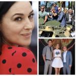 Can-Cannes 2014: proteste, topless, carri armati e linguacce