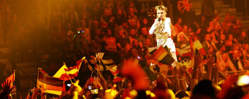 Eurovision 2014, Emma si consola con l'approvazione del Guardian