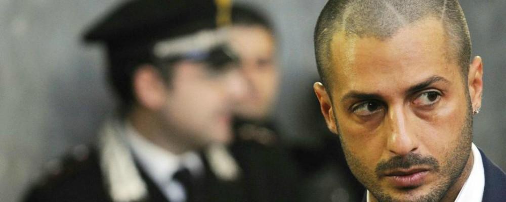 """Fabrizio Corona, la condanna è definitiva: 15 anni perché """"privo di scrupoli"""""""