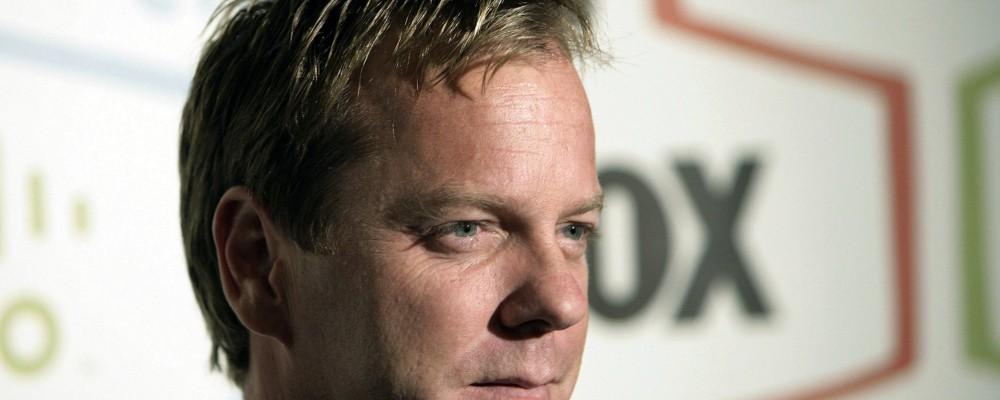 """Kiefer Sutherland: """"Nessuno può fermare Jack Bauer"""""""