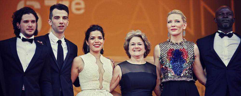 Cannes, Kit Harington dai lupi di 'Game of Thrones' ai draghi di 'Dragon Trainer 2'
