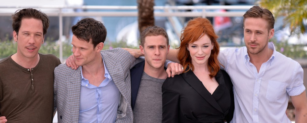 Cannes67: Christina Hendricks e Matt Smith nel film di Ryan Gosling