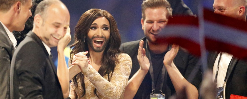 Eurovision 2014: vince Conchita, drag queen con la barba