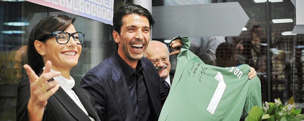 Buffon e D'Amico, notte di passione: lo scoop di Chi