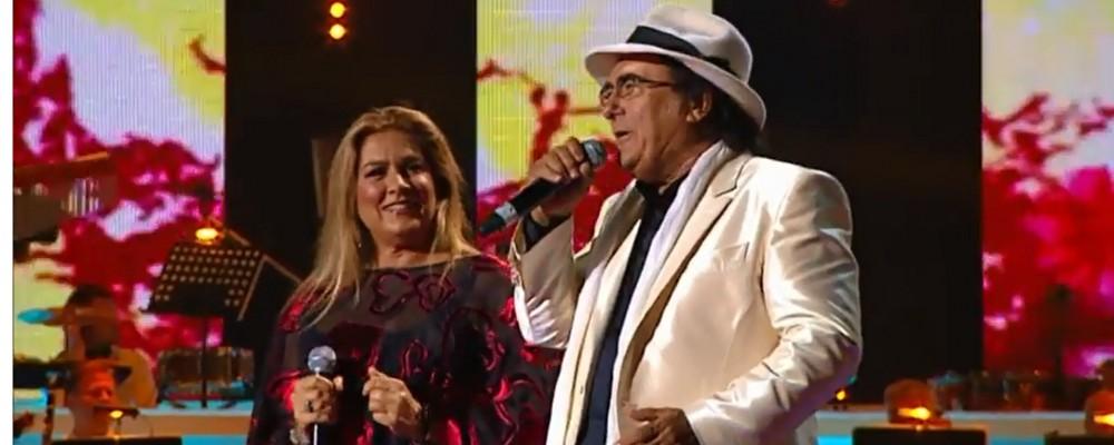 Al Bano e Romina Power di nuovo insieme a Mosca