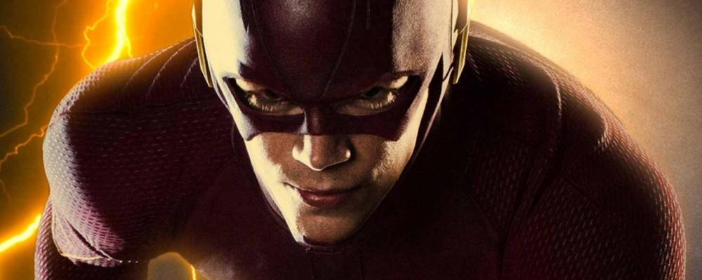 The Flash, più veloce della freccia di Arrow: su Italia1 corre Grant Gustin