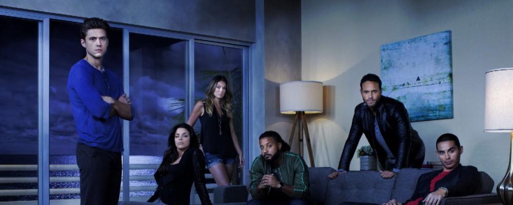 Graceland, la nuova crime serie al via con Vanessa Ferlito e Paul Briggs