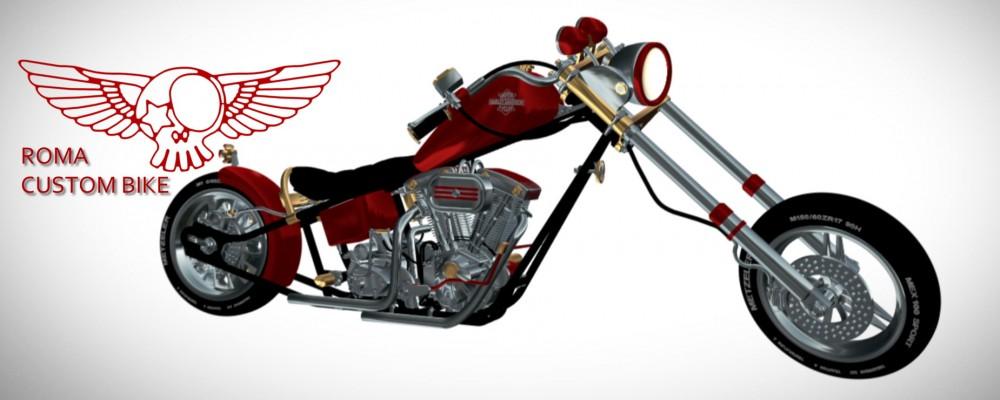 Pimp My Harley: Roma Custom Bike, il reality che rielabora le moto