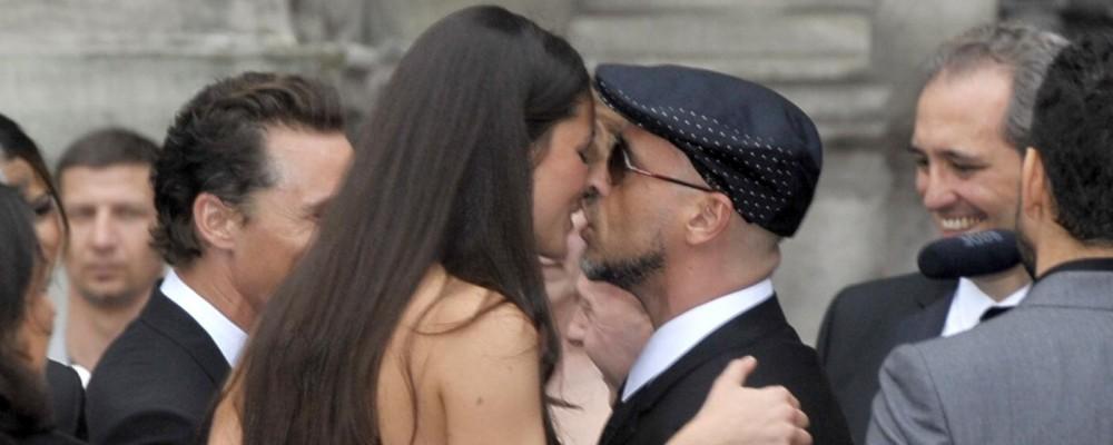Eros Ramazzotti e Marica Pellegrinelli si sono sposati