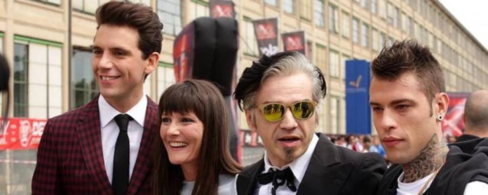 X Factor 8, i giudici sono Mika, Morgan, Fedez e Victoria Cabello