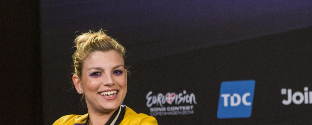 Verissimo: Emma Marrone si racconta a Silvia Toffanin