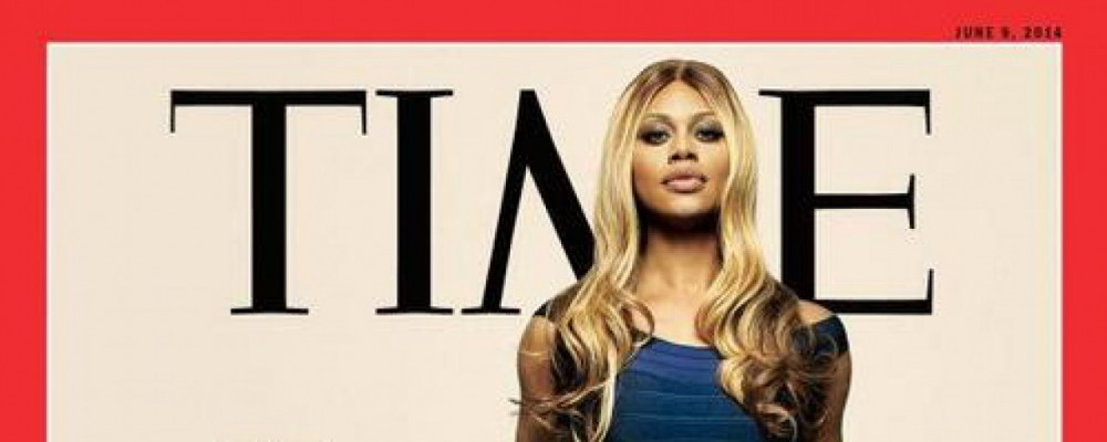 Orange Is The New Black: per la trans protagonista Laverne Cox la copertina di TIME