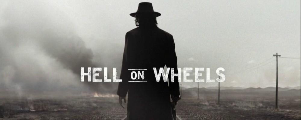 Hell on wheels: al via su Rai Movie l'epopea di un western sporco e cattivo