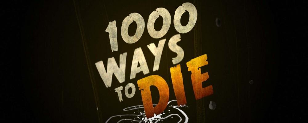 1000 modi per morire: i decessi non sono mai stati così divertenti