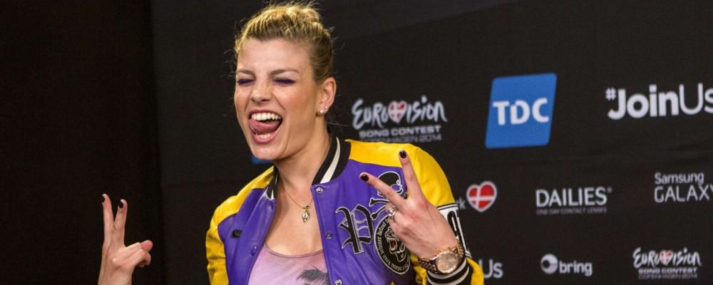 Eurovision Song Contest 2014, l'Italia nelle mani di Emma Marrone