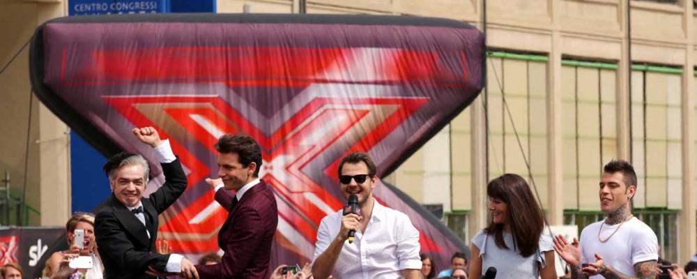 """X Factor 8, Morgan: """"E' la mia vita'"""