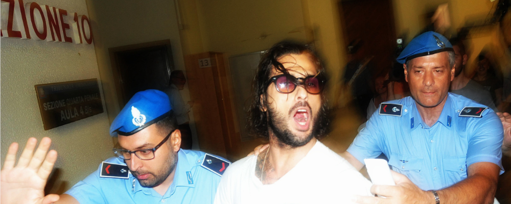 Fabrizio Corona assolto dall'accusa di evasione fiscale