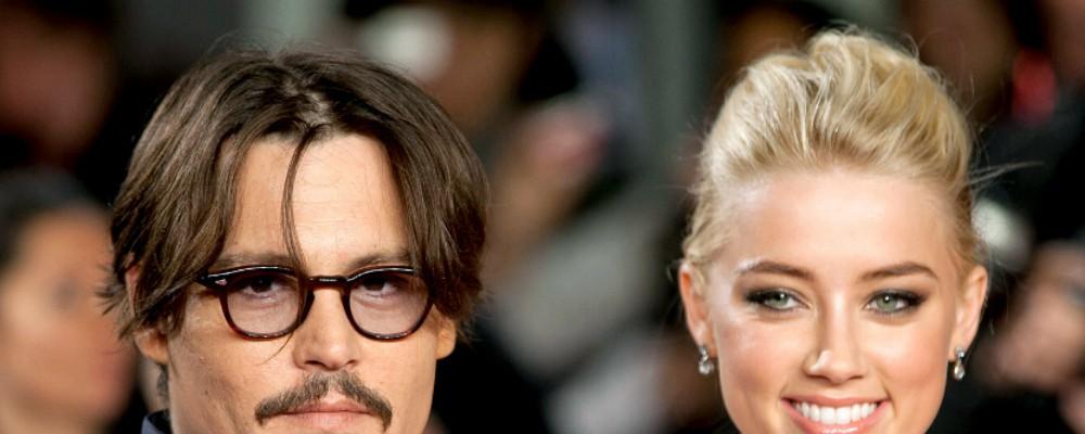 Johnny Depp si sposa per la prima volta: la fortunata è Amber Heard